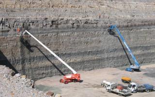 Highwall Stabilisation