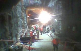 Cross City Tunnel (Shotcrete)