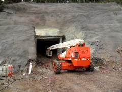 Portal construction