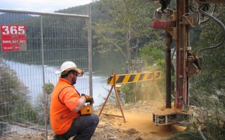 Specialist drilling