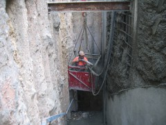 Shaft construction