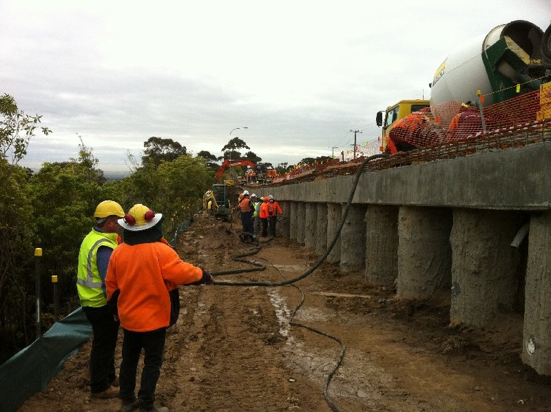 Foundation Shoring Specialist Site Services